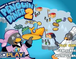 Pinguinul Ospatar 2